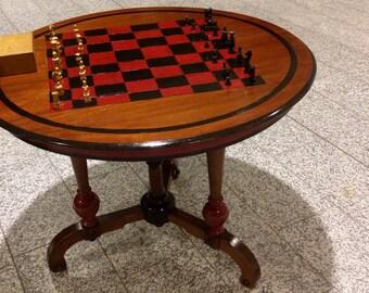 Chess table table échec