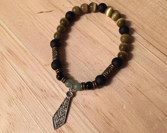 Bracelet Boho tie