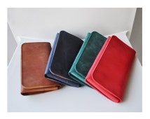 knock off hermes - Popular items for long leather wallet on Etsy