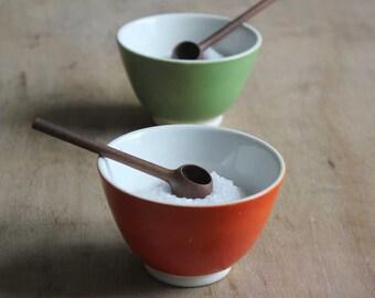 Wooden salt spoon | Walnut