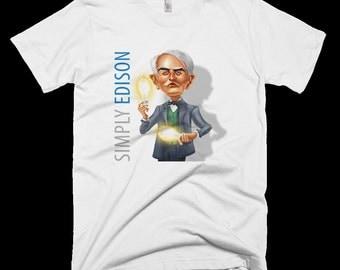 Simply Edison T-Shirt