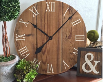 Small wall clock Etsy