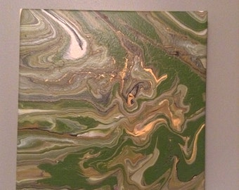 Original Marble Painting