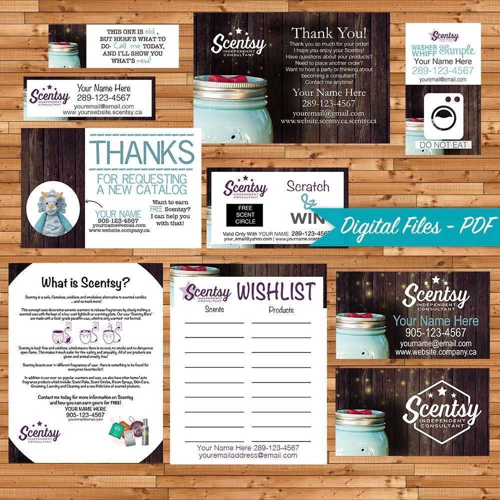 Authorized Scentsy Vendor Bundle Independent Consultant
