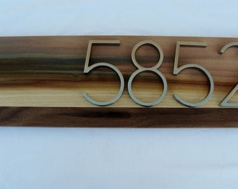 Address plaque Etsy