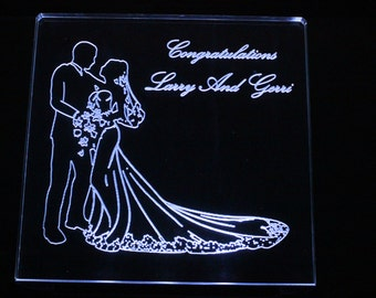 Personalized Wedding Art and Memorabilia