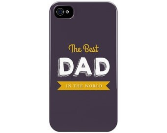 The Best Dad In The World - Fathers Day Phone Case