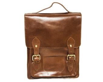 Brown Metropolitan Backpack (Large: New Edition)