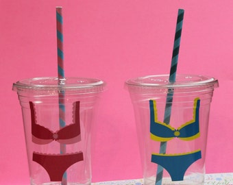 Beach Party Cups