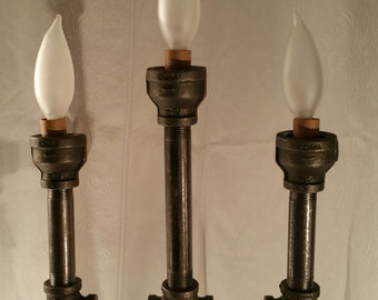 Triple Candlestick or Sconce