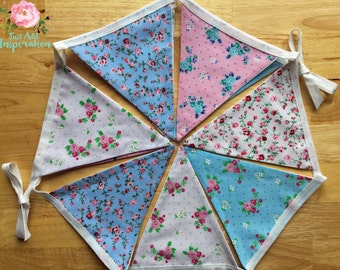 Floral Mix Bunting