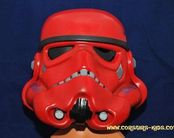 Helmet Mounted MAGMATROOPER scale 1:1 clone trooper, star wars