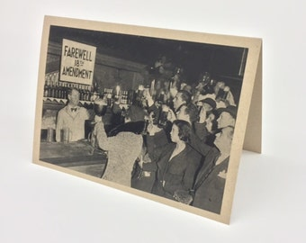 Party On - Greeting Card