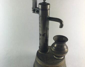 Vintage Water Pump Figurine