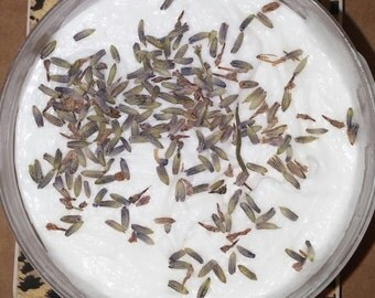 Lavender - 100% Organic Body Lotion 8oz