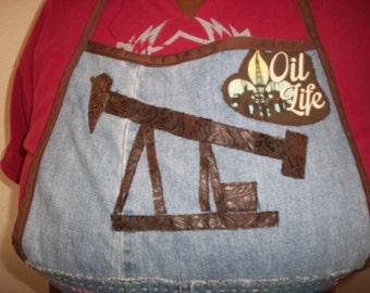 oilfield apron