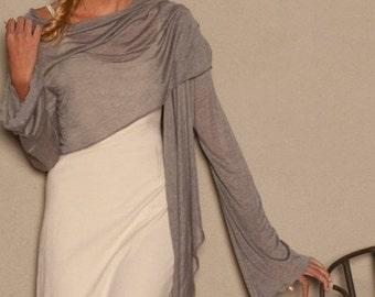 Donna  Modal Wrap Top