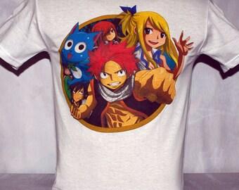 Fairy Tail Tshirt anime