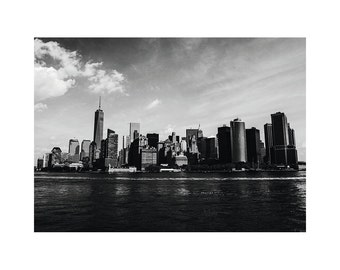 Posters New York City NYC NY skyline One World Trade Center 50 x 70 cm poster photo