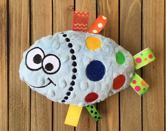 Fish Stuffed Soft Toy / Stuffed Toy / Plush Animals / Soft Stuffed Animals / Baby Gift