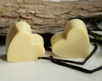 Two Hearts Lotion Bar - Vegan - 70g