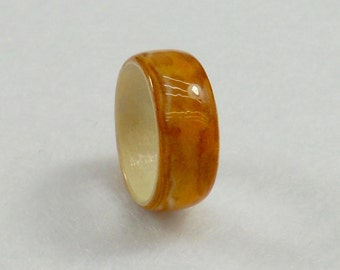 Sunset Wrapped Paper Ring