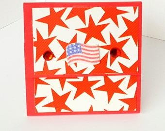 Patriotic Post-It Note Pad