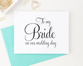 Gift my bride wedding day