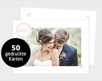 Thank you cards / wedding no.. 2