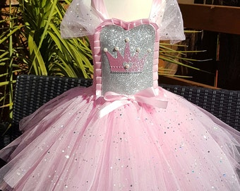 Princess tutu party dress photo prop costume