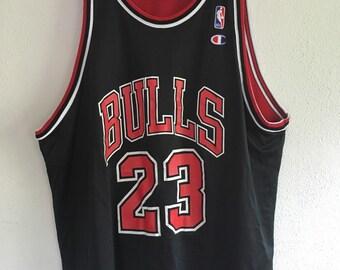 Vintage Michael Jordan '23' Bulls Jersey