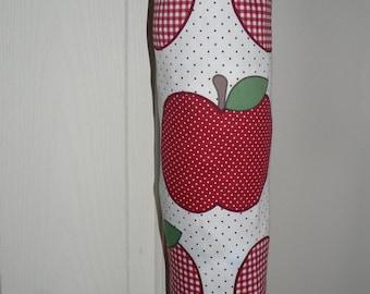 Plastic bags holder Apple prints