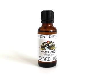 Woodland - Bison Beard Company - Beard Oil made in Fargo ND