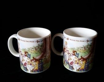 Winnie the Pooh Mugs