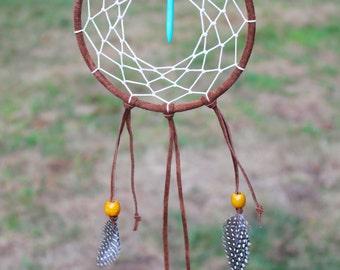 Native American Inspired Dream Catcher