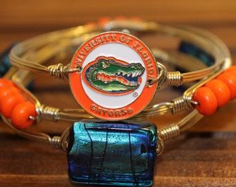 Florida Gator Bangles