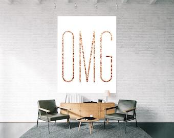 OMG - Digital Illustration