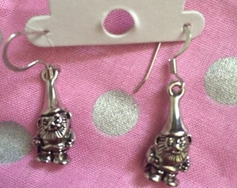 Cute Gnome earrings