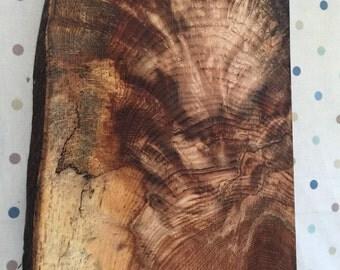 English oak chopping/ serving board