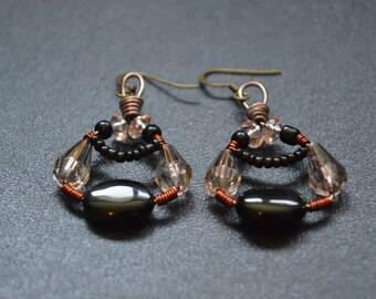 Neutral Love Earrings