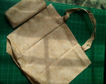Foldable Tote shopping bag