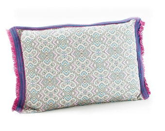 Moroccan Upholstered Cushion
