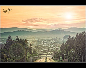 Welcome Home Spokane by Vanessa Mathisen