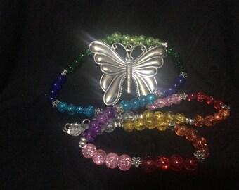 Chakra butterfly
