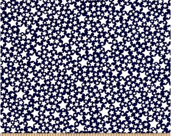 Michael Miller - Starlettes in Navy