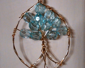 Tree of Life handmade pendant