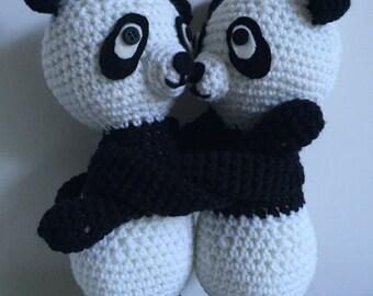 Panda tiebacks