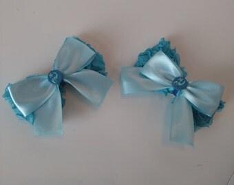 Trixie Lace Bows