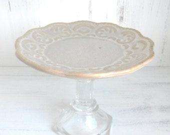 Vintage Ceramic pedestal
