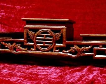 Vietnamese Wooden Altar Piece